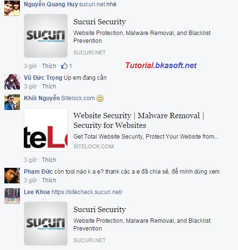 Hỏi cách nào quét site để biết bị hack, chèn backlink mà Free trong WordPress không?