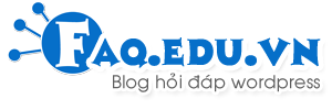 WordPress.FAQ.edu.vn
