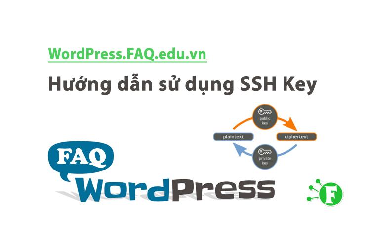 Hướng dẫn sử dụng SSH Key