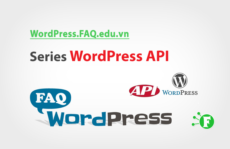 Series WordPress API
