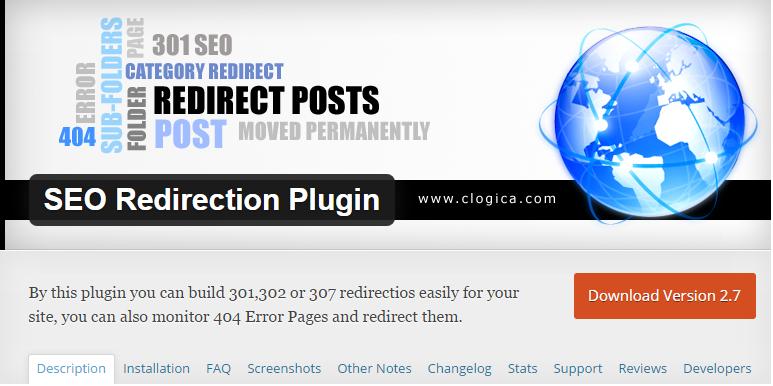 Cách dùng Plugin SEO Redirection để chuyển hướng 301 trong WordPress