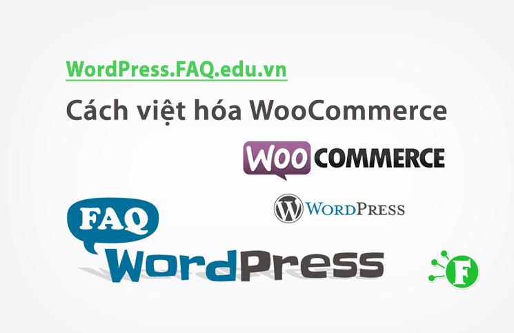 Cách việt hóa WooCommerce