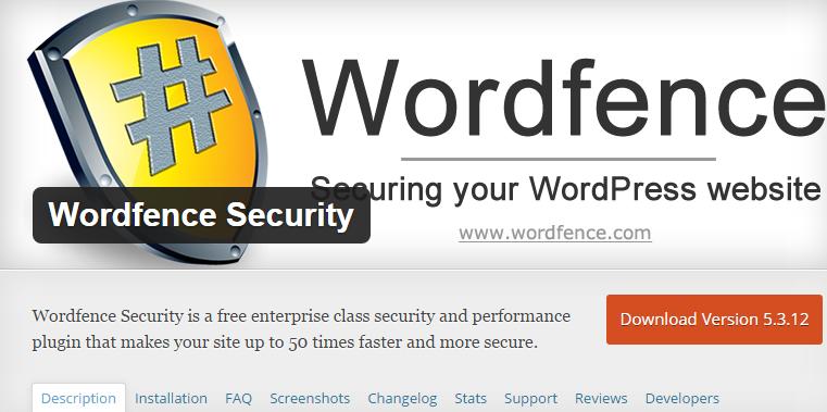 Hướng dẫn cài Plugin Wordfence Security cho WordPress