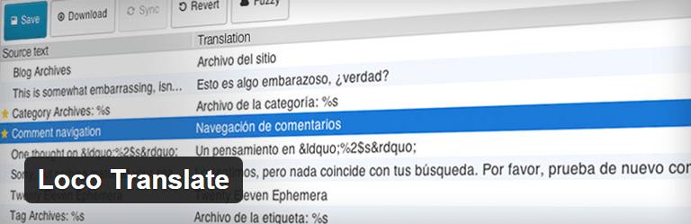 Sử dụng Plugin Loco Translate để dịch ngôn ngữ trong WordPress trên website