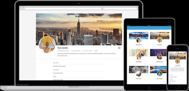 Sử dụng plugin Ultimate Member để tạo trang thành viên miễn phí