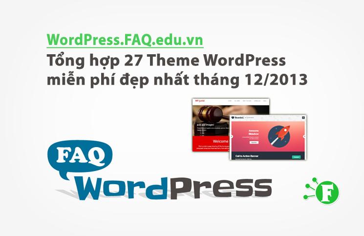 Tổng hợp 27 Theme WordPress miễn phí làm trang bán hàng bắt mắt