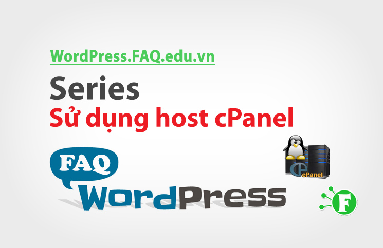 Series Sử dụng host cPanel